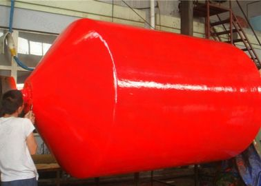 Various Colors Foam Filled Fender Polyurethane Floating Ocean Fender Ship Protection